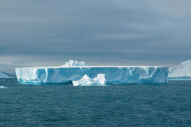 © Mer de Weddel - Antarctique - Marie Foucard