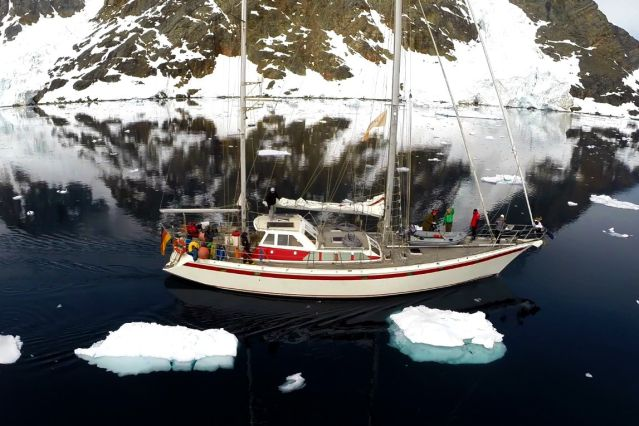 © Antarctique - Sim Expeditions
