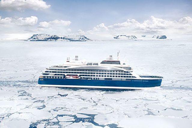 Voyage Mer de Weddell et plateforme de glace de Larsen