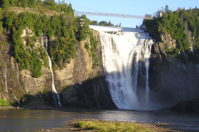 Chute Montmorency  - Canada
