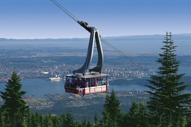 © Grouse Mountain - Vancouver - Canada - Tourism Vancouver / Grouse Mountain