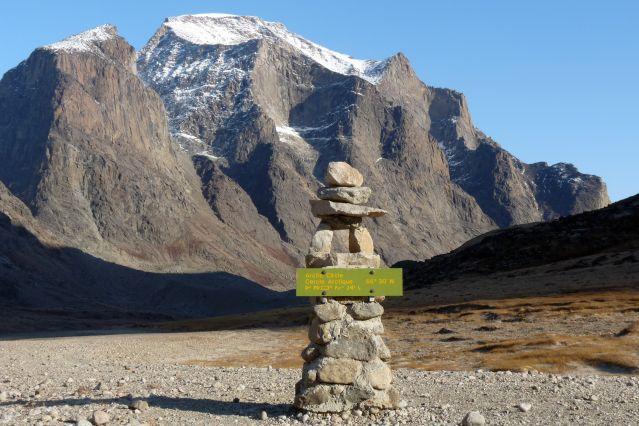 Voyage Trek dans le parc Auyuittuq en Terre de Baffin