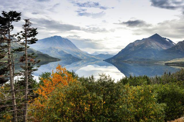 Voyage Sur les traces des pionniers du Yukon
