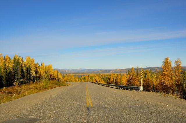 Voyage Le Klondike et la Dempster Highway
