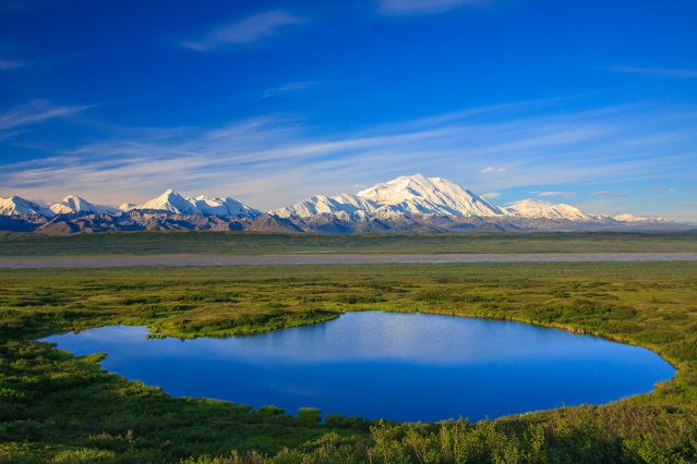 Denali National Park - Etats-Unis