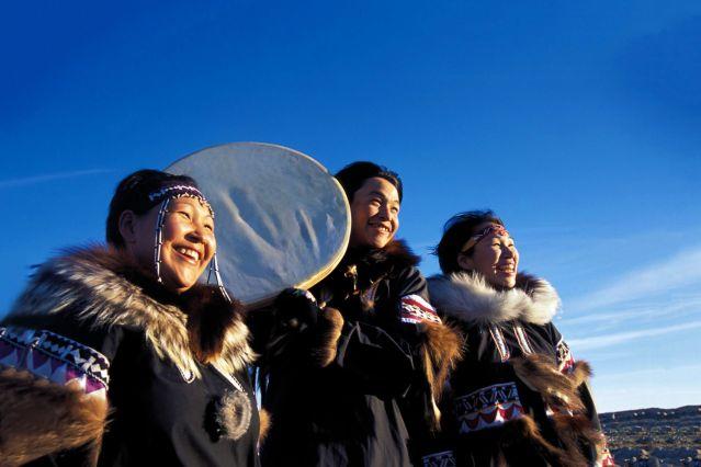 Inuit - Groenland