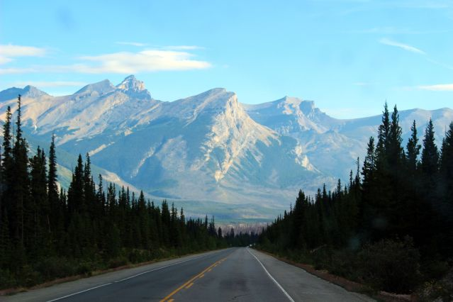 © Icefield Parkway - Canada - HandsLive