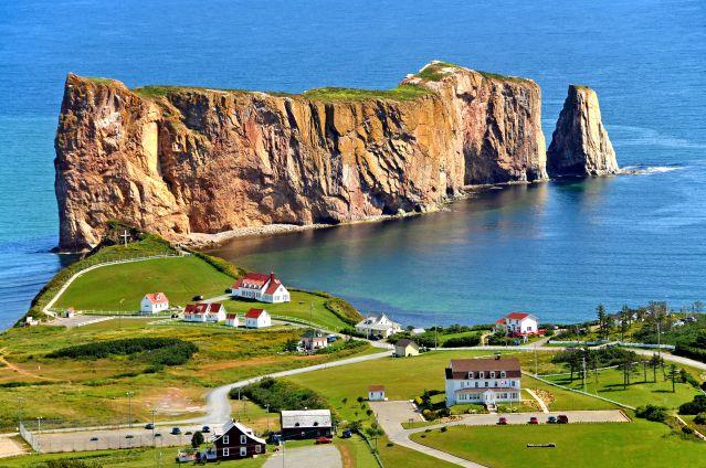 Village de Percé - Canada