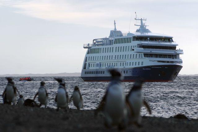 Voyage Détroit de Magellan et Cap Horn