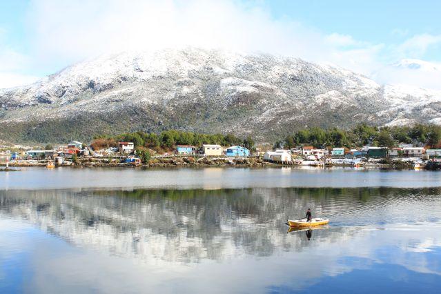 Voyage Navigation Puerto Montt - Puerto Natales