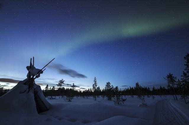 © Au cœur des montagnes de Kiilopää Finlande - Visitfinland