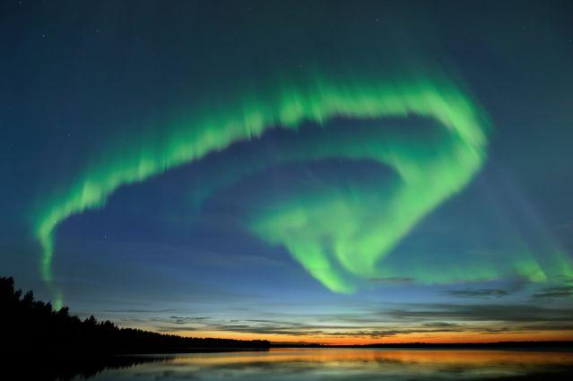 Aurore Boréale - Finlande
