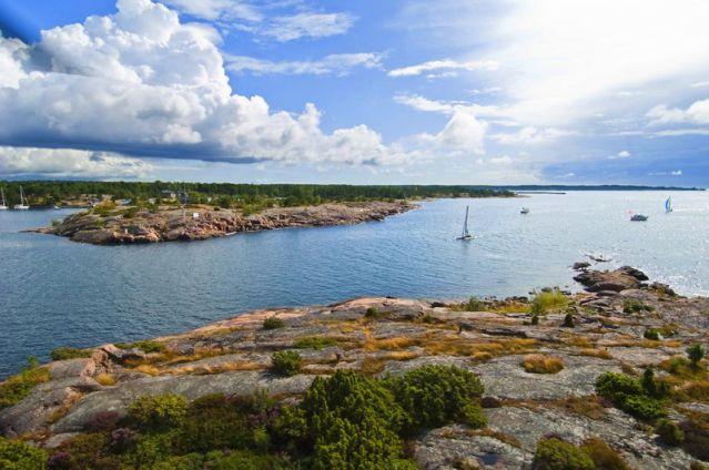 © Visit Aland - Randonnée en kayak dans les îles Aland - Finlande