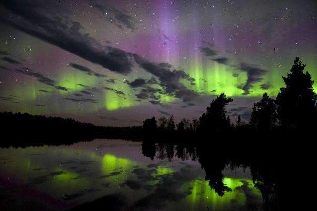 © Aurores boréales - Laponie - Suède - Jean-Marc Perigaud