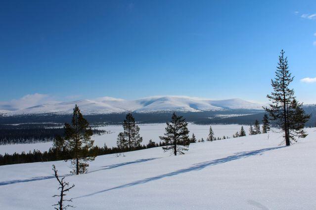 Voyage La traversée à ski du parc Urho Kekkonen