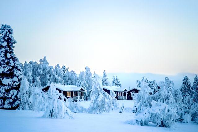 © Chalets - Finlande - Lars Malmström