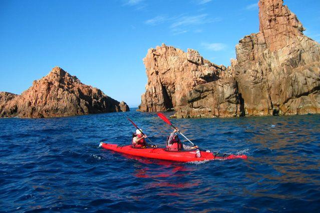 Voyage Les calanques de l'île de Beauté