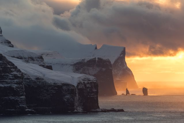 Voyage L'archipel des Féroé en hiver