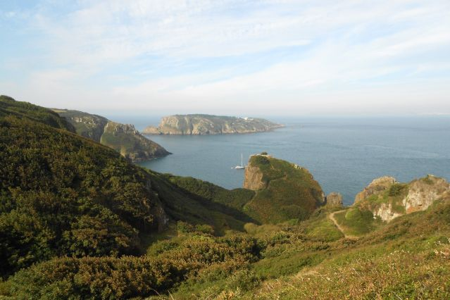 Voyage Cabotage entre les îles Anglo-Normandes