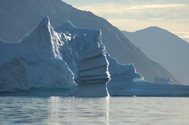 © G. Marion - Côte Est - Scoresby Sund - Groenland