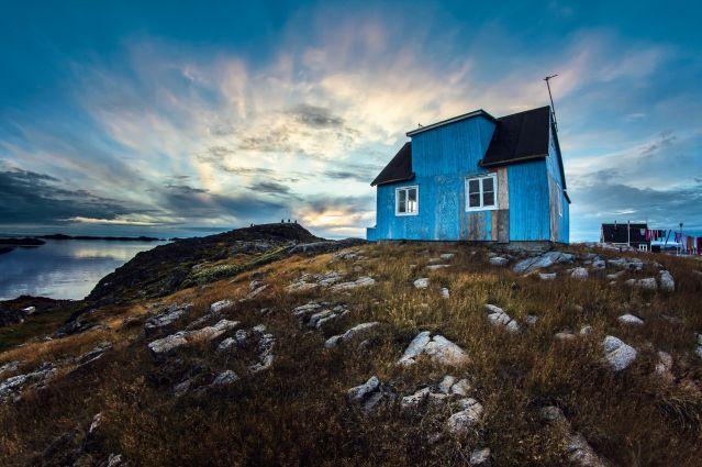 Voyage Découverte des villages et glaces du Groenland
