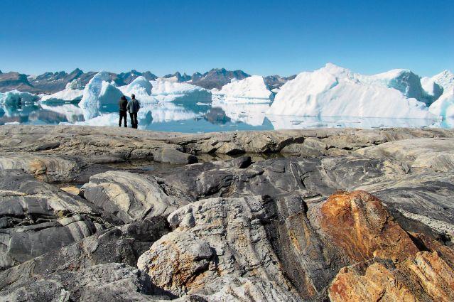 © Randonnée au coeur du Fjord Sermilik - Groenland - Vincent Dufour