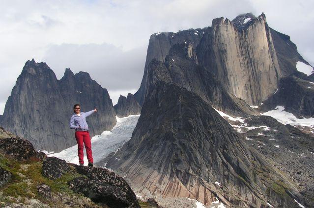 Randonnée au Sud du Groenland