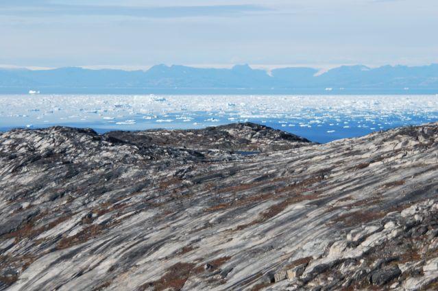Dans Les Alentours D Ilulissat