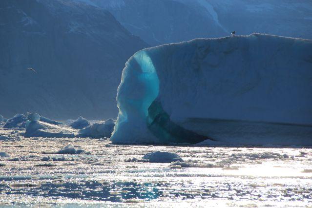 Rando et cabotage au coeur de l'histoire Inuit