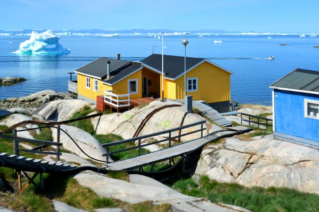 Voyage Groenland, Islande et Irlande