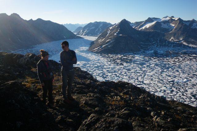 Kayak et banquise de la côte est - Groenland