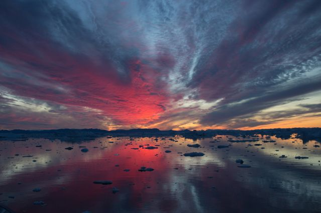 © Illulissat - Baie de Disko - Groenland - Quark Expeditions