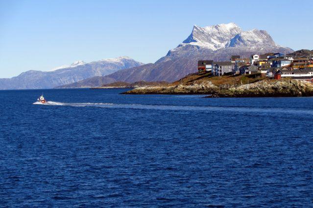 Voyage Montagnes et fjords de Nuuk