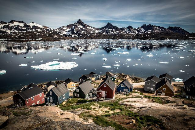 Tasiilaq - Sermersooq - Groenland