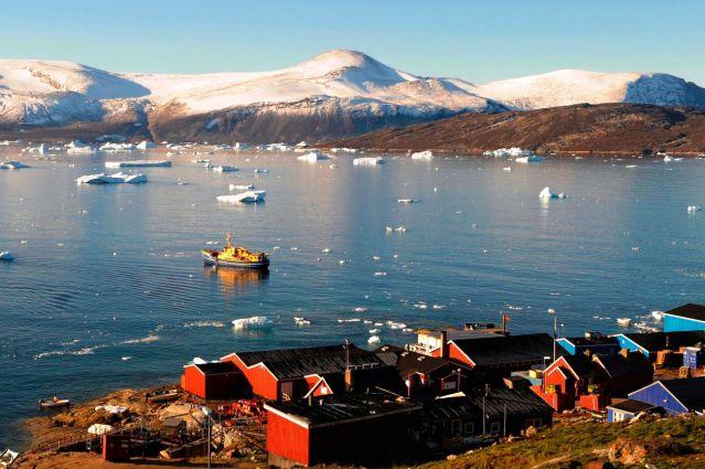 Voyage Les secrets de la mer de Baffin