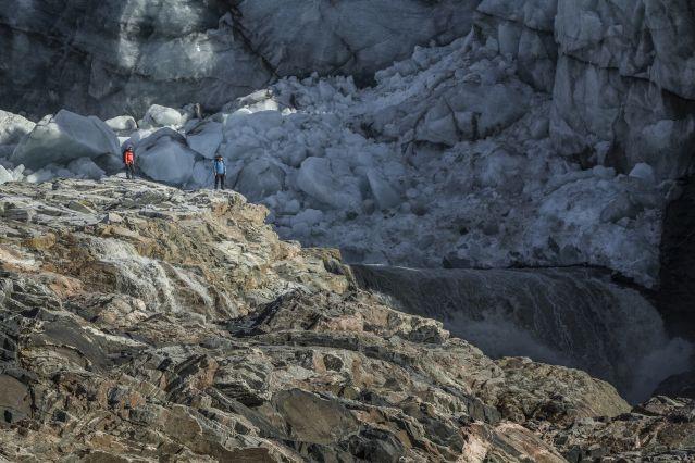 Voyage Calotte polaire et icebergs de la baie de Disko
