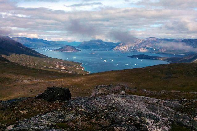 Voyage Exploration de la côte Sud et Est du Groenland