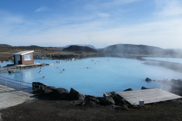© Myvatn Nature Bath - Islande - Marie Barbaud