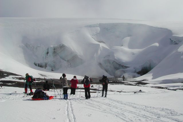 Voyage Raid à ski sous les aurores boréales