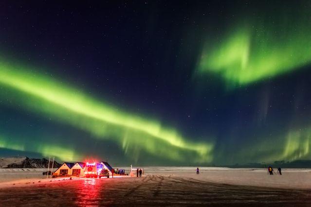 Voyage A la poursuite des aurores boréales
