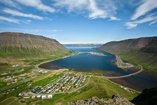 Isafjordur - Islande