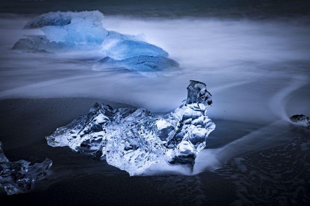 La Jökulsárlón - Région du Austurland - Islande