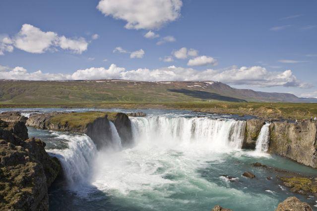 Voyage Tour de l'Islande