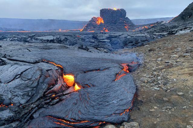 Voyage L'Islande volcanique
