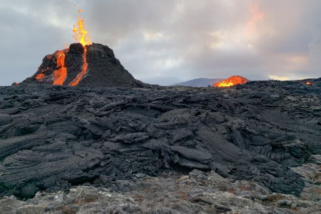 Voyage L'île aux volcans : voyage spécial éruption