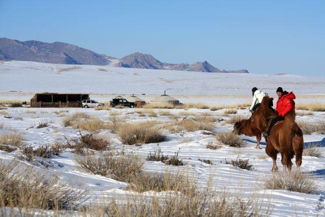 © Désert de Gobi - Mongolie - Joël Rauzy