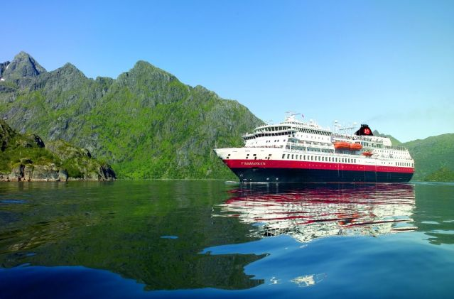 M/S Finnmarken - Compagnie Hurtigruten