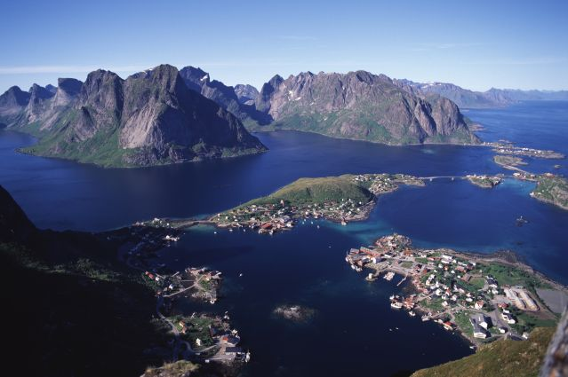 © Îles Lofoten - Norvège - Frithjof Fure / Innovation Norway