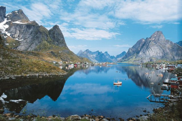 © Johan Berge / Innovation Norway - iles Lofoten - Norvège