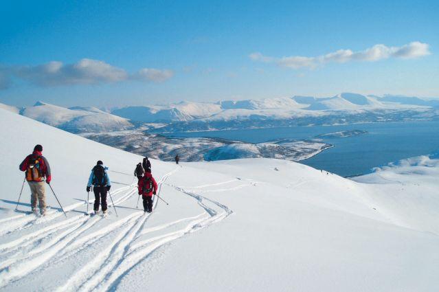 Région de Tromsø - Norvège
